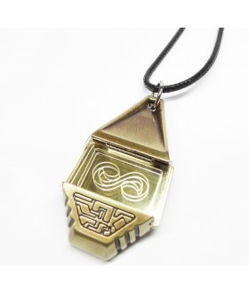 High Quality Metal Digimon Tag with Crest of Destiny