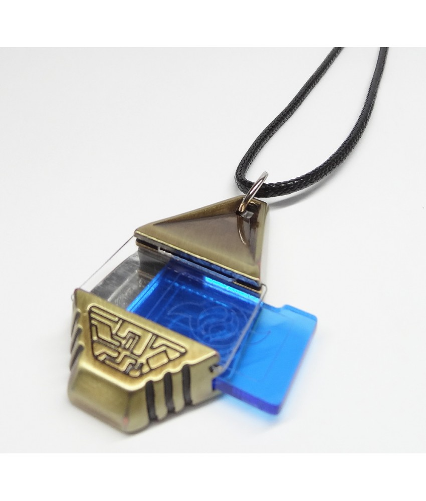 High Quality Metal Digimon Tag with Crest of Friendship
