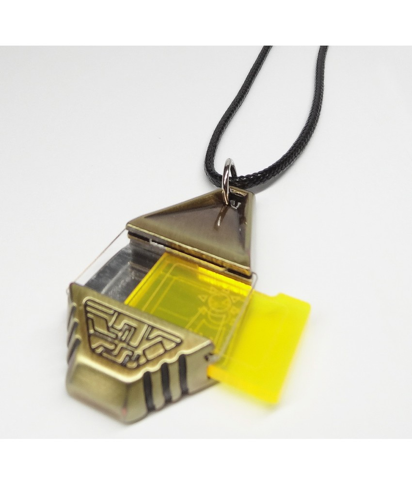 High Quality Metal Digimon Tag with Crest of Hope
