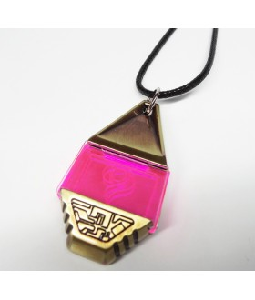 High Quality Metal Digimon Tag with Crest of Kindness