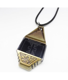 High Quality Metal Digimon Tag with Crest of Reliability