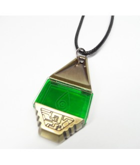 High Quality Metal Digimon Tag with Crest of Sincerity
