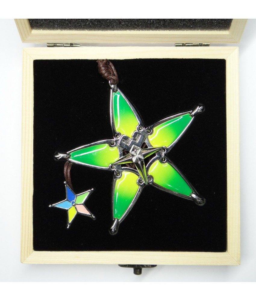 High Quality Metal Ventus's  Wayfinder from Kingdom Hearts