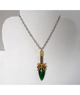 Defense of the Ancients Dota 2 Aghanim's Scepter Pendant Necklace - Green
