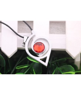 Naruto Pendant Necklace - Konoha Sign