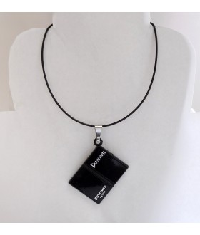 Death Note - Notebook Pendant Necklace